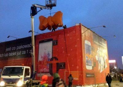 20141217 155537 400x284 Orange: Największy prezent w Warszawie