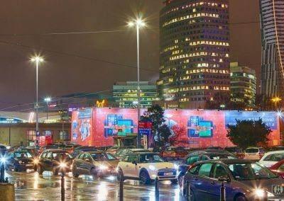 HM 1 3 400x284 Orange: Największy prezent w Warszawie