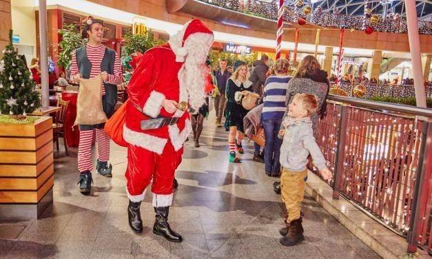 Świąteczne eventy, kosze i prezenty – specjalność OOH Media Polska