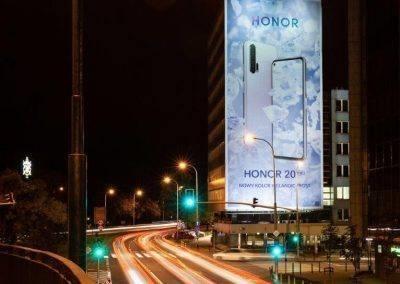 3 10.2019 Honor Warszawa Wisłostrada Solec 4 400x284 Honor 20 Pro Wielki format