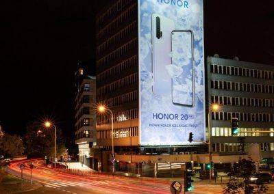 4 10.2019 Honor Warszawa Wisłostrada Solec 5 400x284 Honor 20 Pro Wielki format