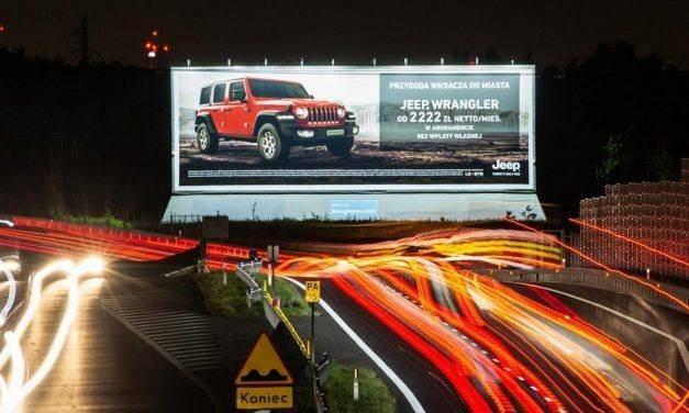 Jeep Wrangler Przygoda wkracza do miasta