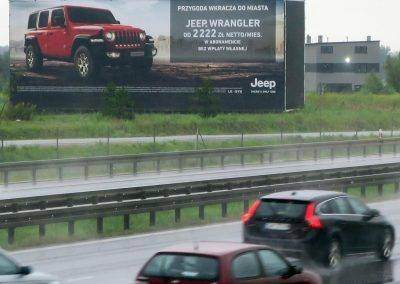jeep 9 400x284 Jeep Wrangler Przygoda wkracza do miasta
