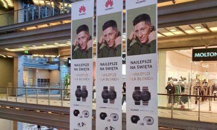 Huawei Najlepsze na Święta, najlepsze dla bliskich 2020