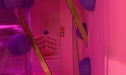 Selfie Room w Złotych Tarasach
