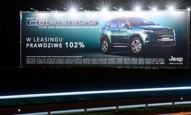 Jeep Compass – nowa odsłona